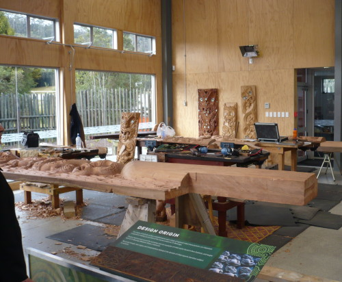 Maori Carving Workshop