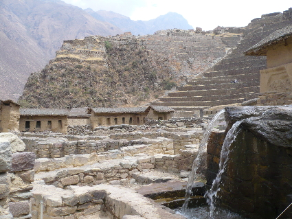 Ollantaytambo - click to see more on Flickr