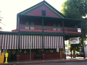 Sutter Creek saloon