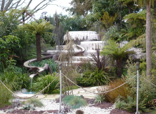 Award Wining Taupo Garden - Chelsea Flower Show no less