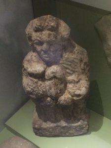 Priapus. [Vindolanda, England]