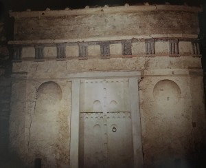 The Prince's tomb at Aigai