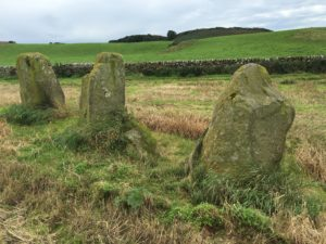Largizean Stone Row