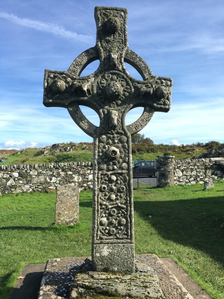 Kildalton Stone Cross