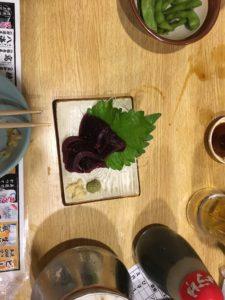 Sashimi Whale