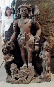 Ithyphallic Shiva